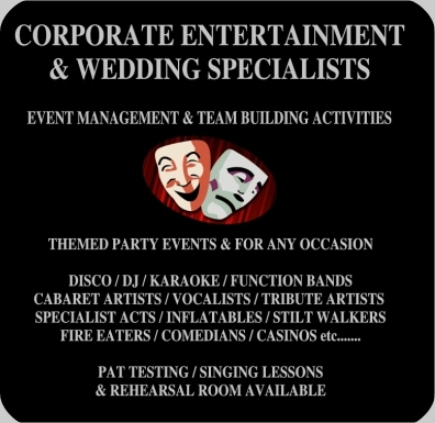 manhattan agency corporate enetrtainment & wedding specialist